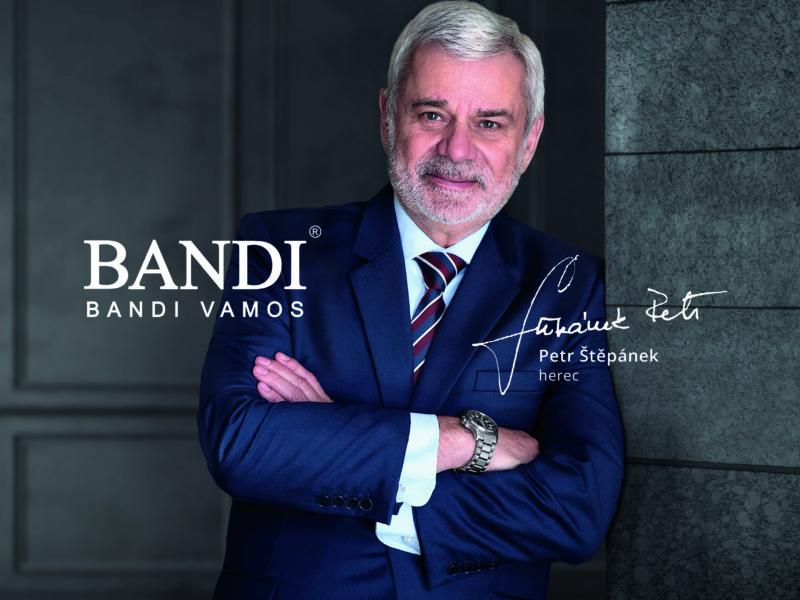 Majitel značky BANDI děkuje zdravotníkům avěnuje jim dárek ve formě slevy 50%